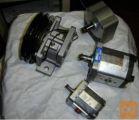 Elektro-magnetni vklop hidravlične črpalke, 12V ali 24V