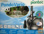 Fontana Pontec Pondo Vario 2500 Max. Pretok 2500L/h