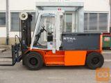 Viličar, Still/ASEA 7.00E/7.0, elektro, čelni, štirikolesni