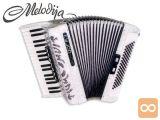 Klavirska Harmonika Violeta 80 Bas Piccolo