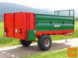 Trosilec gnoja BICCHI BV 50