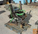 Rototilt Steelwrist z vgrajenim grabežem