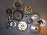 piaggio 500 ccm centrifugalne sklopke