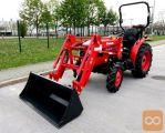 Traktor, Branson F47 Rn + nakladalec BL15
