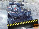 Access Motor ACCESS 650 i 4x4 FOREST + DESKA ZA SNEG
