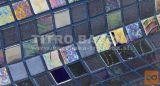 Stekleni mozaik Ezarri Coctail Blue Moon