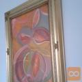 Akril/platno,50x70,Sebastjan Peršolja,2004,okvir Belle Arti