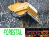 Mulčar za bagre, FEMAC 30.5N TTC 1200 FORESTAL