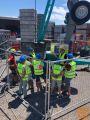 Izpit za gradbeni žerjav, izpit za kamionsko dvigalo HIAB