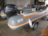 MARINAR S400, YAMAHA F25DES, LOK 350