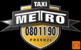 Taxi voznika