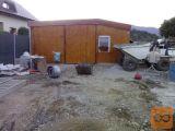 bivalni kontejner z dodatnim prostorom dimenzije 7mx7m