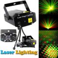 Laser Mini Projector R&G DJ Disco Light Stage