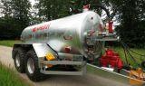CREINA CVC 10000 VT, vakuum tandem cisterna za gnojnico