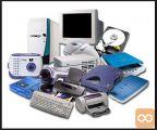 Brezplačno Odpeljem računalnike in komponente