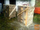 drva smrekovi krajniki