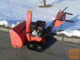 Snežna freza 12 KM na gosenice
