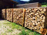 drva bukova cepljena v paleti