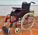 Invalidski voziček Primo Novum, z blazino