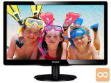 """PHILIPS 226V4LAB V-Line 54,6cm (21,5"""") WLED zvočniki LCD"""