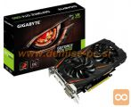 Gigabyte GeForce GTX 1060 Windforce OC 3G, 3GB