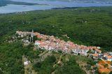 Dobrinj, okolica - Građevinsko zemljište od 1665 m2 ! (z321)