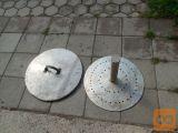 Kotel - alfo aluminijasto 120 L prodam