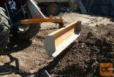 Plug AgroPretex DL 170, za pluženje zemlje ali snega
