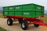 BICCHI 21 Ton - dvoosna traktorska prikolica