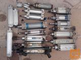 Pnevmatski cilindri manjši in večji