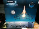 Viseča retro LED svetilka