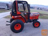 vrtni traktor kubota l2550
