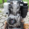 Vibroploščo večjo š72 X 61 z motorjem diesel HATZ E79L