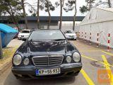 Mercedes-Benz E razred 270 CDI Elegance