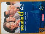 Prodam STUDIO D A2, učbenik in delovni zvezek