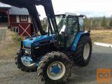 Ford 7740 SLE gozdarsko vozilo