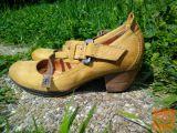 Usnjeni čevlji Airstep - A.S.98