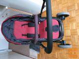 Otroški voziček 3v1