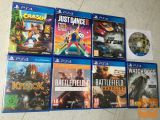 PS4 IGRE PLAYSTATION 4, FIFA,WATCH DOGS,CRASH,THE CREW