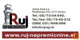 Divača na S robu mesta Zazidljiva 4213 m2
