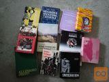 knjige, cca. 100 kosov po 5  eur kos, mob. 031/684264