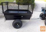 Tovorna prikolica za ATV, Shark WOOD 550 - AKCIJA - KREDIT