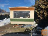 Medvode Mobilna hiša 24 m2