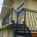 Barvanje kovinskih in betonskih ograj