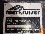 MerCruiser 7.3l  270 HP - dva motora prodajem