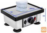 Zubotehnički vibrator za dvije kovete
